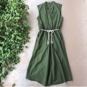 PRICE FIRM!VINCE cotton dress